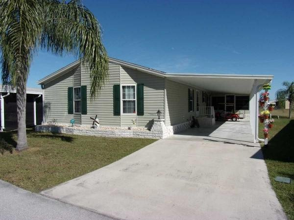 Mobile Home at 616 Sorrento Cr., Arcadia, FL