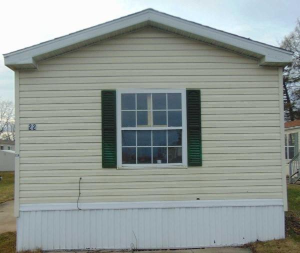 Mobile Home at 1712 S. Dixie Hwy. #22, Crete, IL