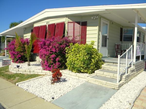 Mobile Home at 491 Bernice Blvd., Tarpon Springs, FL
