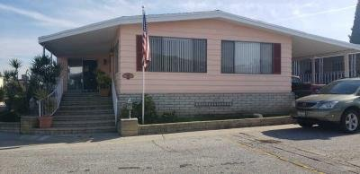 Mobile Home at 2601 E Victoria St #283 Compton, CA 90220