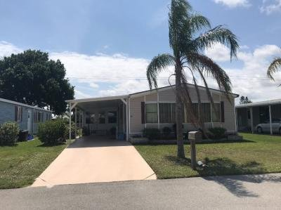 Mobile Home at 38 Arboboles Del Norte Fort Pierce, FL 34951