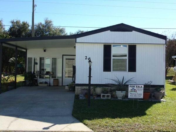 Mobile Home at 26 OPAL LANE, Eustis, FL