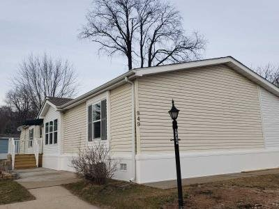 Mobile Home at 949 Butternut Drive Westville, IN 46391