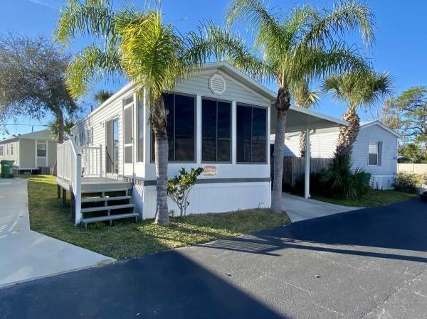 Mobile Home at 339 Silver Oaks Ave, Merritt Island, FL