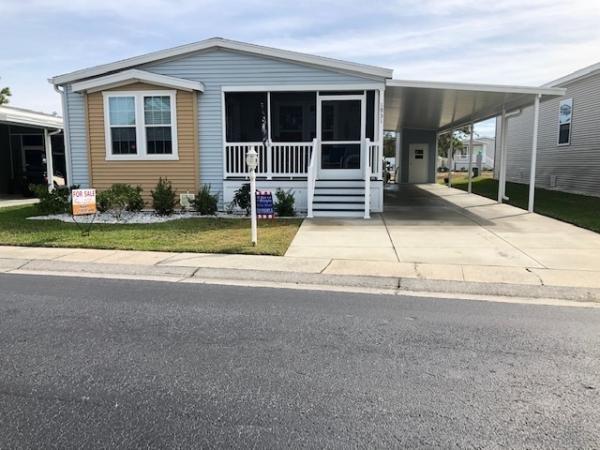 Mobile Home at 1931 Chris Drive, Tarpon Springs, FL