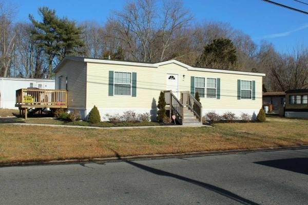 Mobile Home at 24  EVANS  STREET, Bear, DE
