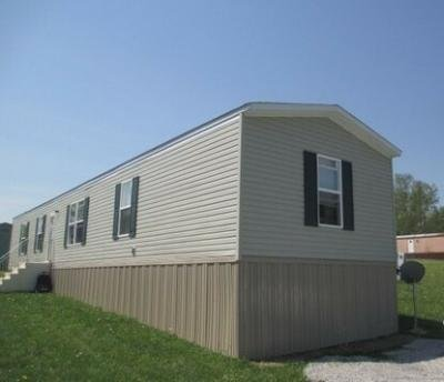 Mobile Home at 119 SHEILA LN Clarksburg, WV