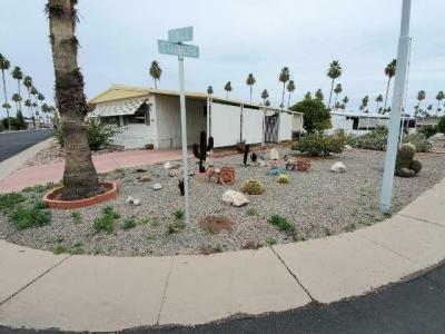 Mobile Home at 303 S. Recker Rd. Mesa, AZ 85206