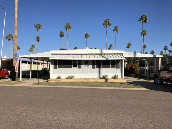 Mobile Home at 2600 E Allred Ave Lot 36, Mesa, AZ