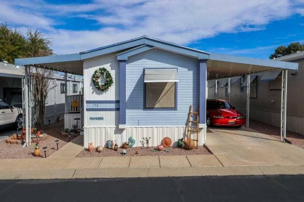 Mobile Home at 8401 S Kolb Rd #190, Tucson, AZ