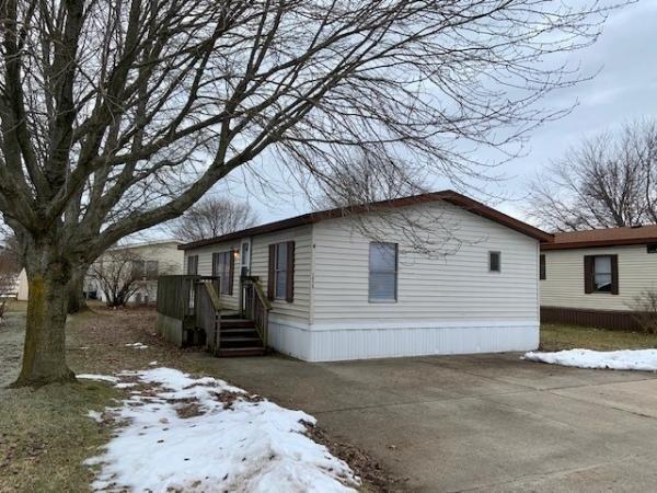 Mobile Home at 2039 Ironwood East Ct., Muskegon, MI