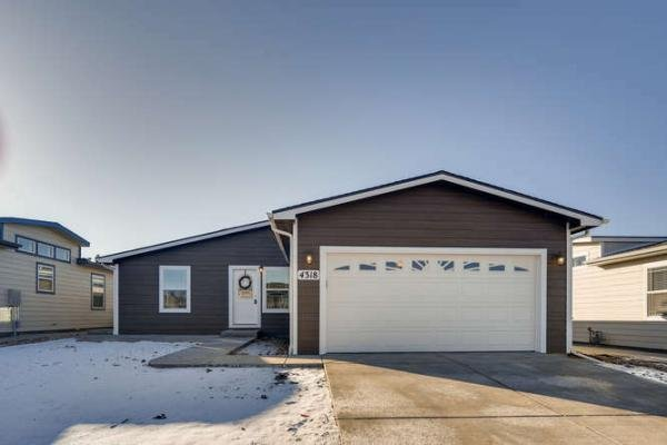 Mobile Home at 4318 Gray Fox Heights Lot GF4318, Colorado Springs, CO