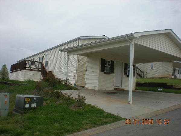 Mobile Home at 1206 Pasofino Way Lot PAS1206, Sevierville, TN