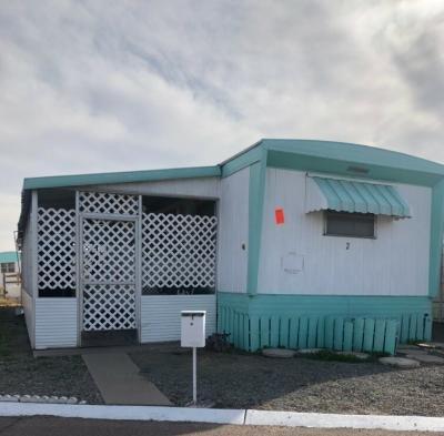 Mobile Home at 701 S. Dobson Rd. Lot 2 Mesa, AZ 85202