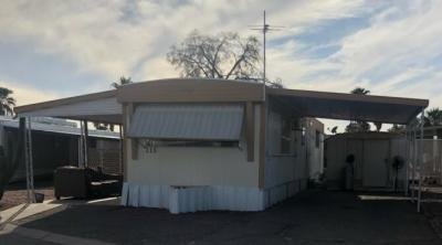 Mobile Home at 701 S. Dobson Rd. Lot 115 Mesa, AZ 85202
