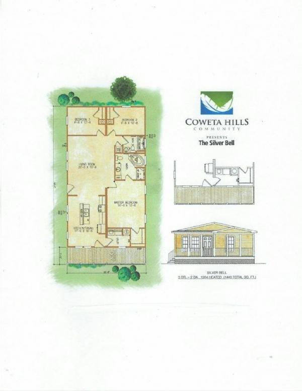 Mobile Home at 140 Bob White Lane, Newnan, GA