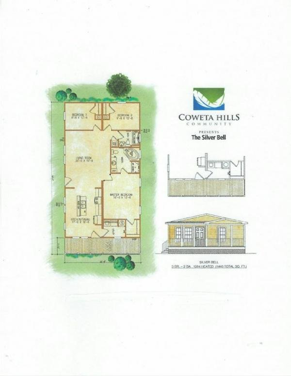 Mobile Home at 72 Meadowview Street, Newnan, GA