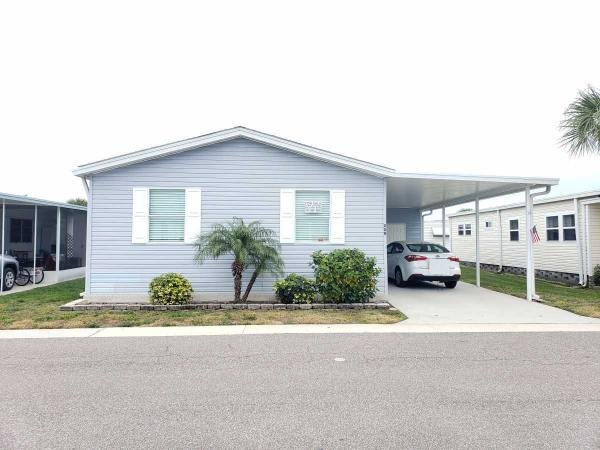 Mobile Home at 1071 Donegan Rd. 208, Largo, FL