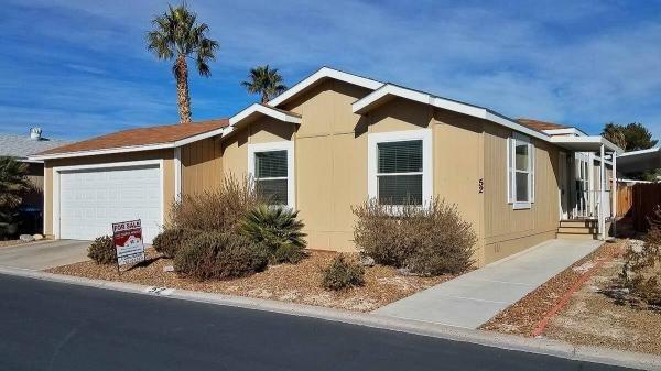 Mobile Home at 6420 E. Tropicana Ave.#52, Las Vegas, NV
