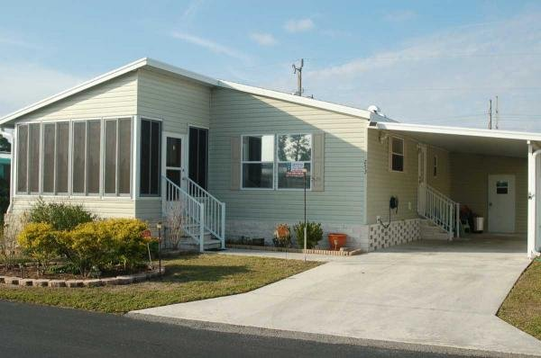 Mobile Home at 253 Discovery Lane, North Fort Myers, FL