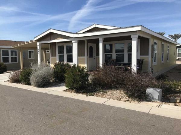 Mobile Home at 8866 E. Baseline Rd #344, Mesa, AZ