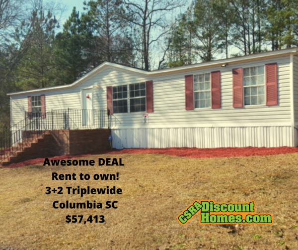 Mobile Home at Maxwell Ln, Columbia, SC