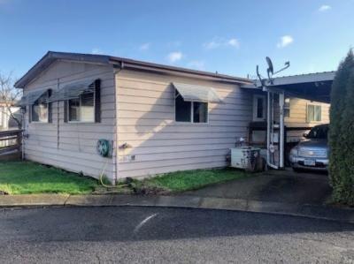 Mobile Home at 5422 Portland Rd #78 Salem, OR 97305