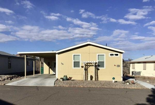 Mobile Home at 2050 W. State Route 89A, Lot #195, Cottonwood, AZ