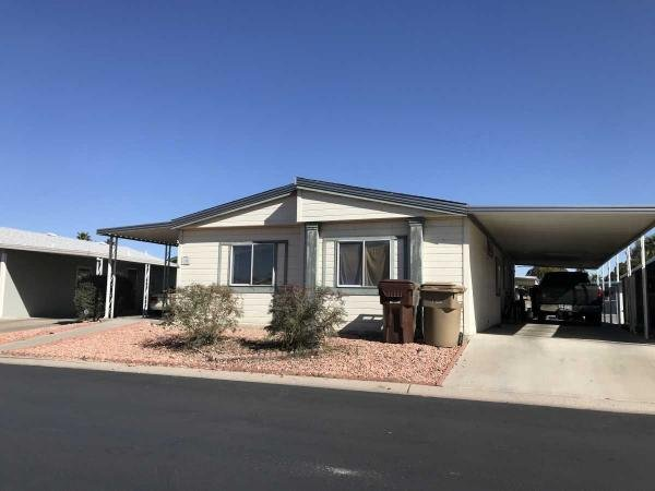 Mobile Home at 8301 N 103rd Ave, Peoria, AZ