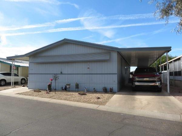 Mobile Home at 6960 W. Peoria Avenue #210, Peoria, AZ
