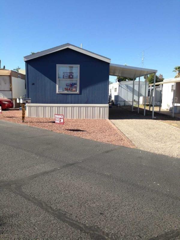 Mobile Home at 3344 East Kleindale #28, Tucson, AZ