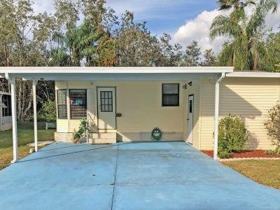 Mobile Home at 752 Century Lane Winter Haven, FL 33881