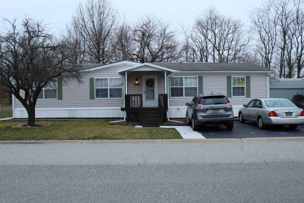 Mobile Home at 1740  BARBARA CIRCLE, Bear, DE