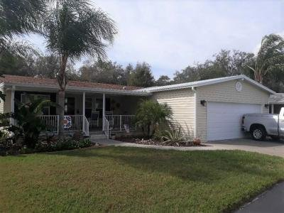 Mobile Home at 3811 Southport Springs Pkwy Zephyrhills, FL 33541