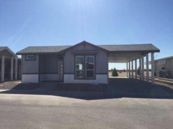 Mobile Home at 1110 North Henness Rd. #2281, Casa Grande, AZ