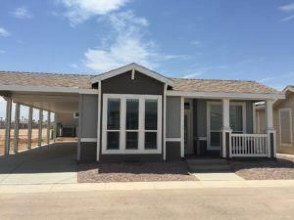 Mobile Home at 1110 North Henness Rd. #2073, Casa Grande, AZ