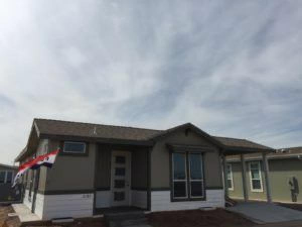 Mobile Home at 1110 North Henness Rd. #2197, Casa Grande, AZ