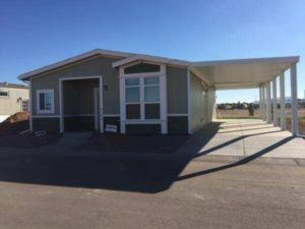 Mobile Home at 1110 North Henness Rd. #2198, Casa Grande, AZ