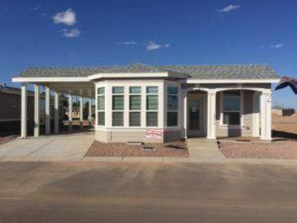 Mobile Home at 1110 North Henness Rd. #2076, Casa Grande, AZ