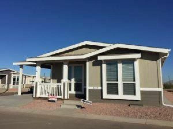 Mobile Home at 1110 North Henness Rd. #2219, Casa Grande, AZ