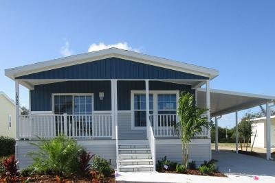 Mobile Home at 1062 WEST LAKEVIEW DRIVE Sebastian, FL 32958