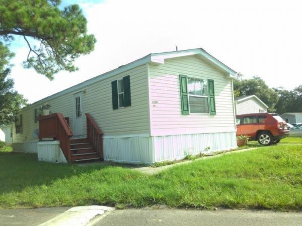 Mobile Home at 2707 Fresno Drive, Jacksonville, FL
