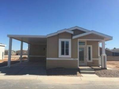 Mobile Home at 1110 North Henness Rd. #1974 Casa Grande, AZ 85122