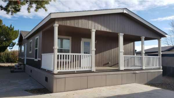Mobile Home at 1 Vista Del Rio Way, Belen, NM