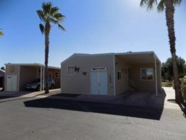 Mobile Home at 1110 North Henness Rd. #1844, Casa Grande, AZ