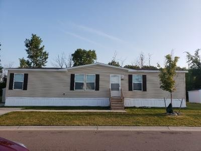 Mobile Home at 7204 East Grand River Ave Lot 346 Portland, MI