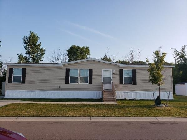 Mobile Home at 7204 East Grand River Ave Lot 346, Portland, MI