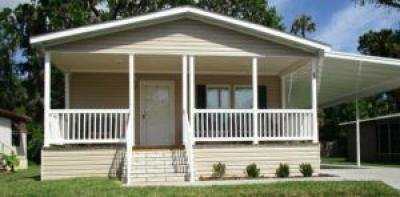 Mobile Home at 1703 Magnolia Ave, Lot #D-22 South Daytona, FL