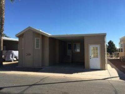 Mobile Home at 1110 North Henness Rd. #1885 Casa Grande, AZ 85122