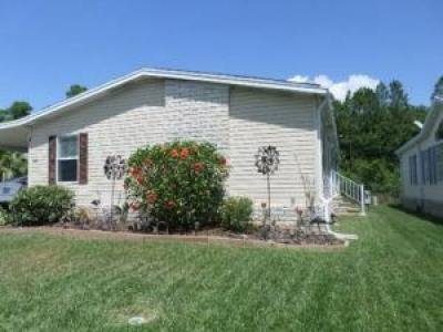 Mobile Home at 589 TULIP CIRCLE E. Auburndale, FL